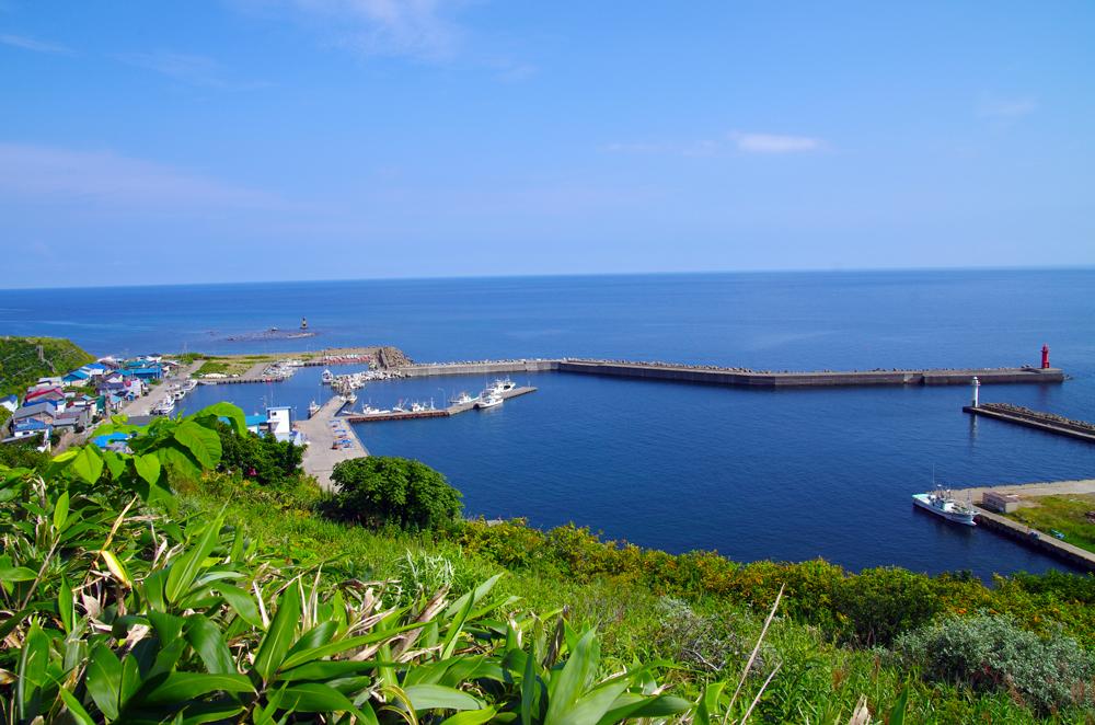 離島の漁港