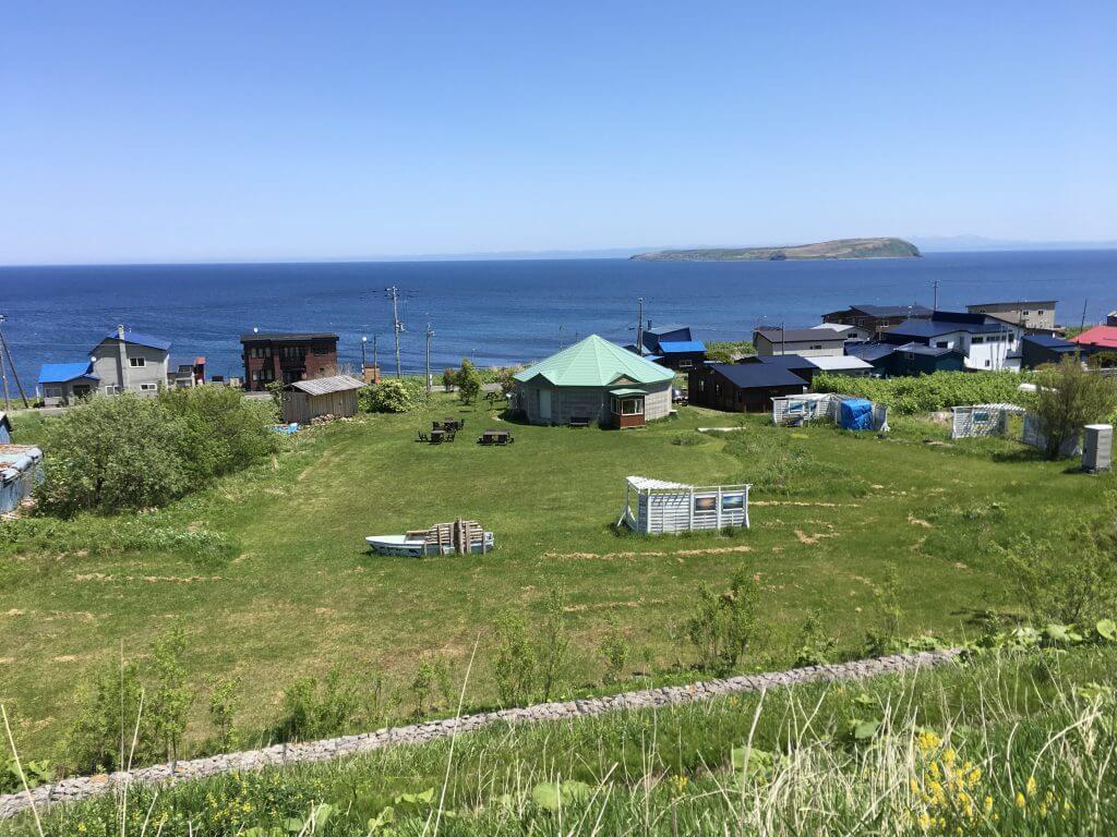 天売島キャンプ場