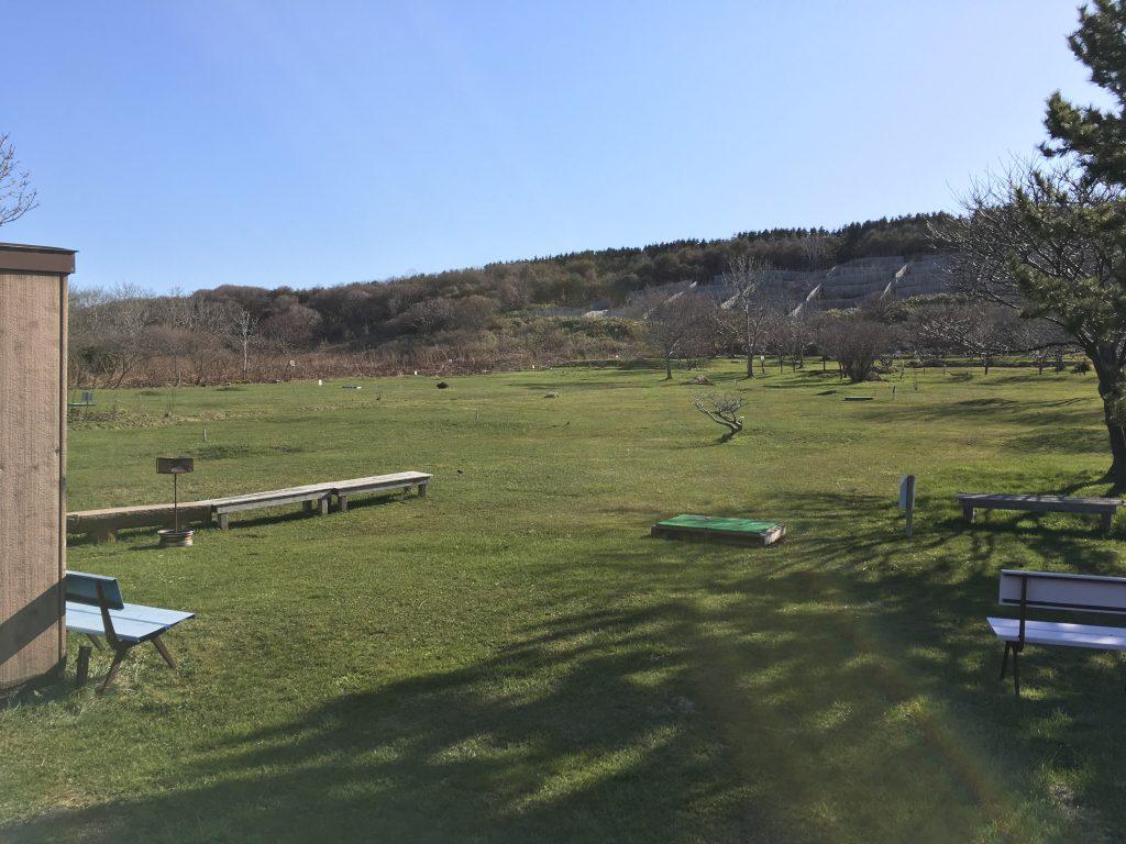 天売パークゴルフ場